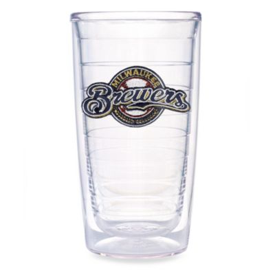 MLB Brewers Tumbler