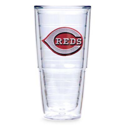 MLB 24-Ounce Reds Tumbler