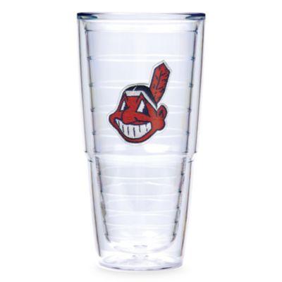 MLB Indians 24-Ounce Tumbler