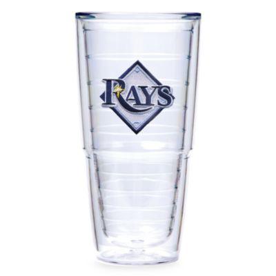 MLB 24-Ounce Rays Tumbler