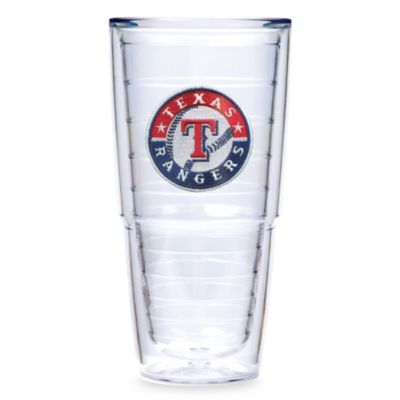 MLB 24-Ounce Rangers Tumbler