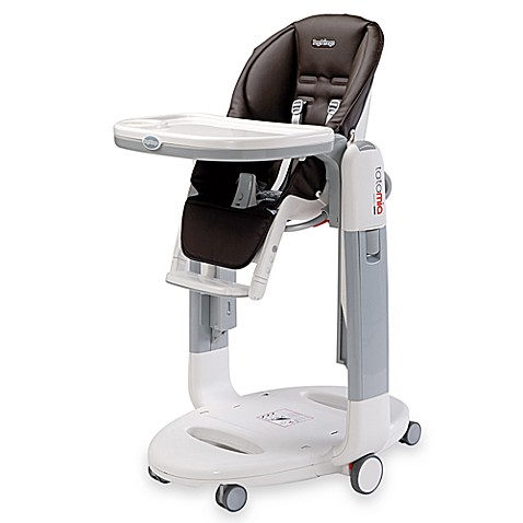 Peg Perego Tatamia High Chair in Cacao