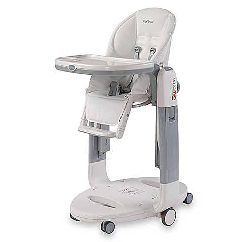 Peg Perego Tatamia High Chair in White