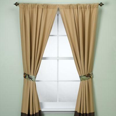 Key West 84-Inch Window Curtain Panel Pair