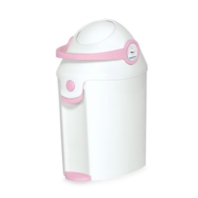 Diapering Essentials > Baby Trend® Diaper Champ Deluxe in Pink