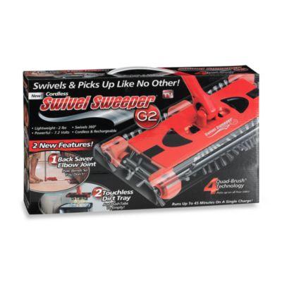Cordless Swivel Sweeper® G2