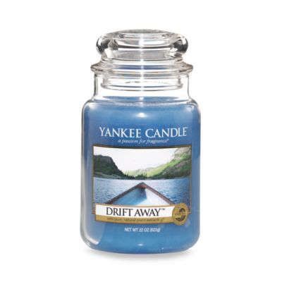 Yankee Candle® Housewarmer® Drift Away™ Large Classic Jar Candle