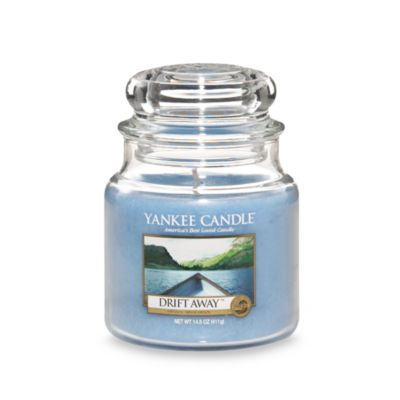 Yankee Candle® Drift Away™ Medium Classic Jar Candle