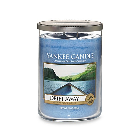Yankee Candle® Drift Away™ Large Lidded Tumbler Candle