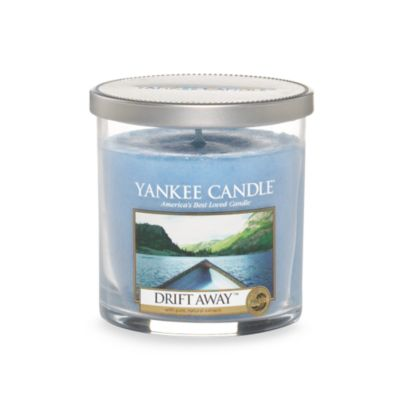 Yankee Candle® Drift Away™ Small Lidded Tumbler Candle