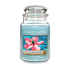 Yankee Candle® Ocean Blossom™ Large Classic Candle Jar