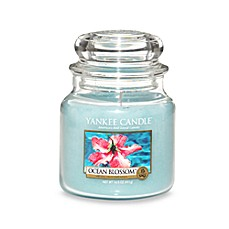 Yankee Candle® Ocean Blossom™ Medium Classic Candle Jar