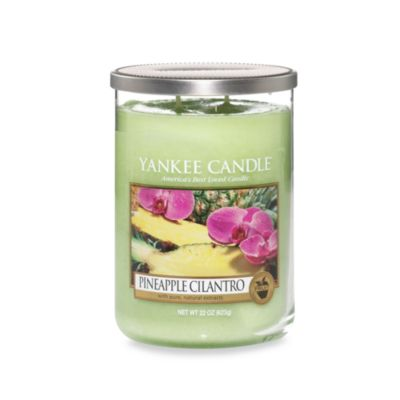 Light Green Tumbler Candle