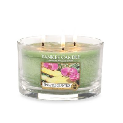 Pineapple Cilantro Yankee Candle