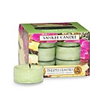 Yankee Candle® Pineapple Cilantro Tea Light Accent Candles (Box of 12)