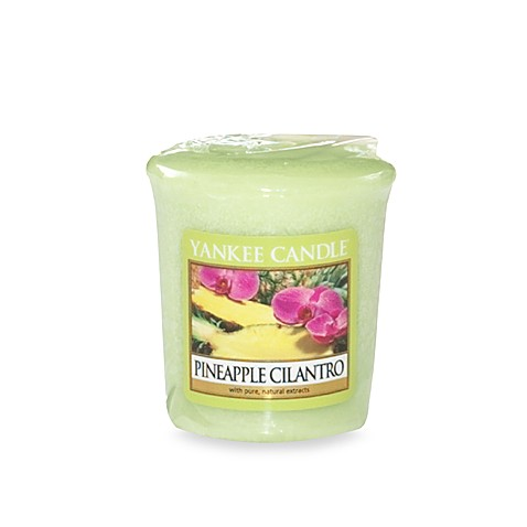 Yankee Candle® Pineapple Cilantro Votive Candle