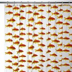 Interdesign® Goldfish 72-Inch x 72-Inch EVA Shower Curtain