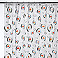 Interdesign® Bubblefish 72-Inch x 72-Inch EVA Shower Curtain