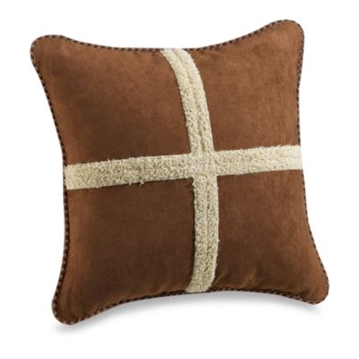 Croscill® Caribou 18-Inch Square Toss Pillow