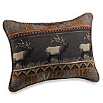 Croscill Caribou Boudoir Pillow