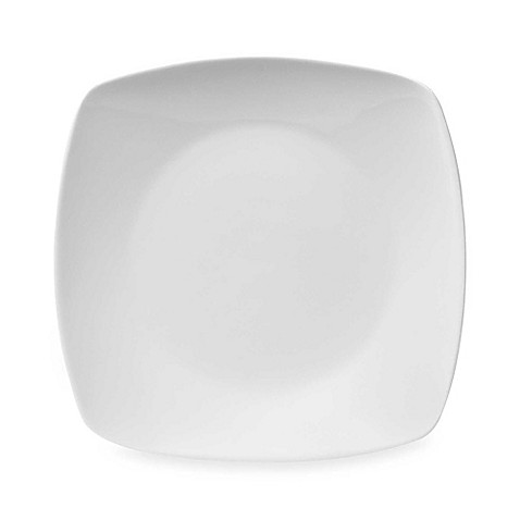 BIA Cordon Bleu Square White 10-Inch Dinner Plate