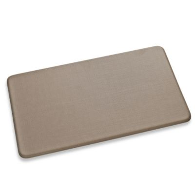 Imprint® Sublime® Key West Anti-Fatigue Comfort Mat in Taupe