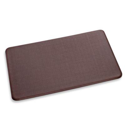 Imprint® Sublime® Key West Anti-Fatigue Comfort Mat in Brown