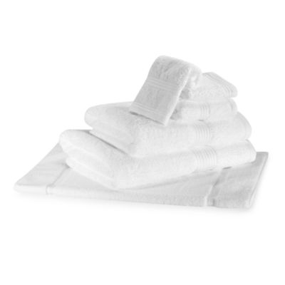 Palais Royale™ Hotel Washcloth in White