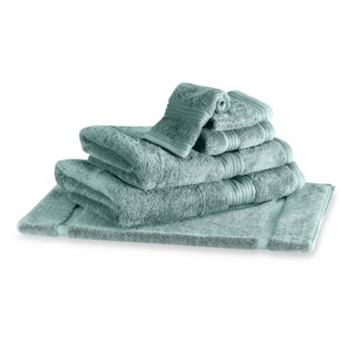 Palais Royale™ Hotel Washcloth in Mineral