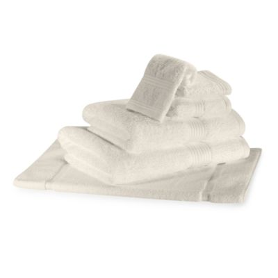Palais Royale™ Hotel Washcloth in Ivory