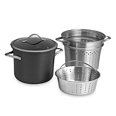 Calphalon® Contemporary Nonstick 8-Quart Multi Pot with Steamer