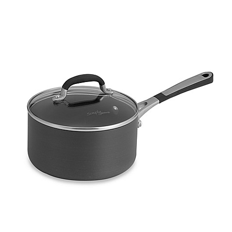 Simply Calphalon® Nonstick 2-Quart Saucepan