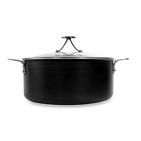 Tyler Florence Steel Clad Covered Dutch Oven
