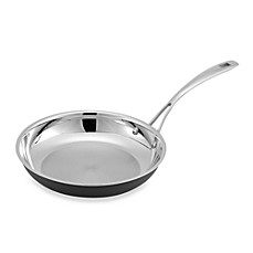 Tyler Florence Steel Clad 10-Inch Fry Pan