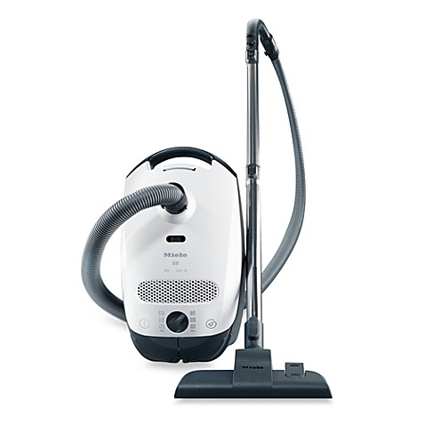 Miele S2121 Classic C1 Olympus Canister Vacuum Bed Bath