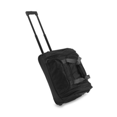 Callaway Golf 20-Inch Wheeled Cabin Duffel in Black