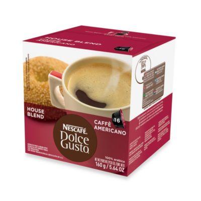 Nescafe® 16-Count Dolce Gusto® Caffe Americano Capsules