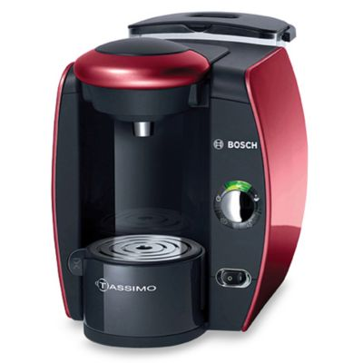 Tassimo T45 Red Single Serve Home Brewing System - Bed Bath & Beyond