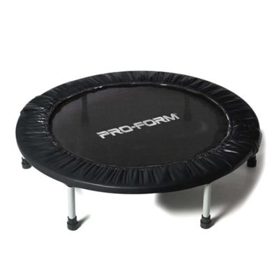 ProForm® Fitness Trampoline in Black