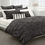 DKNY Willow Grey Duvet Cover by DKNY, 100% Cotton