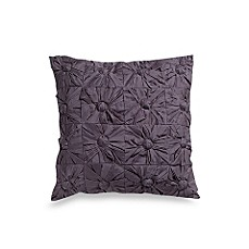 DKNY 18-Inch Square Throw Pillow in Willow Grey