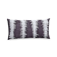 DKNY Oblong Throw Pillow in Willow Grey