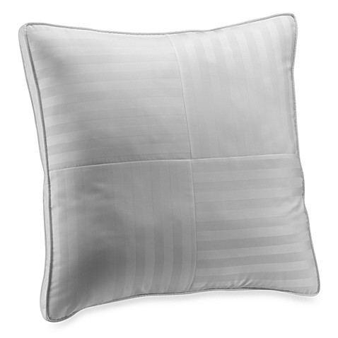 Wamsutta® Damask Stripe European Pillow