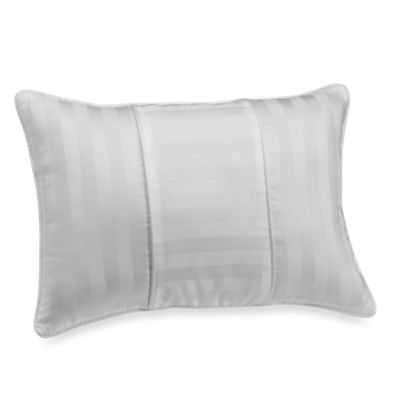 Damask Stripe Breakfast Pillow