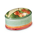 French Country Small Oval Box