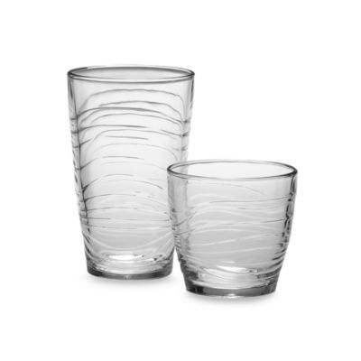 Libbey® Orbita 16-Piece Glassware Set