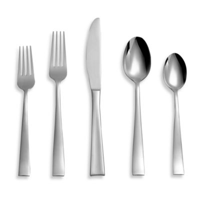 Cambridge® Silversmiths Arden Satin 20-Piece Flatware Set