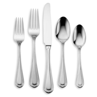 Oneida® Countess 45-Piece Flatware Set