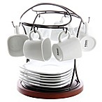 B. Smith 13-Piece Espresso Set
