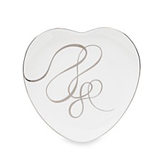 Mikasa® Love Story 9-Inch Heart Accent Plate